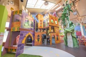 Center Parcs aire de jeux Proludic Castellet