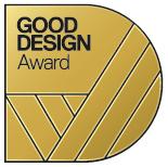 WMV 960 WPS WASHING MACHINE Good Design Award® Logo Flat and Gr
