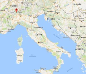omegna-italie
