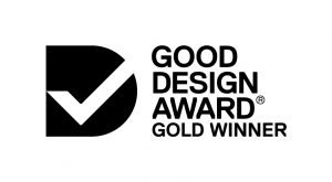 Good Design Award_Gold Winner_RGB_BLK_Logo