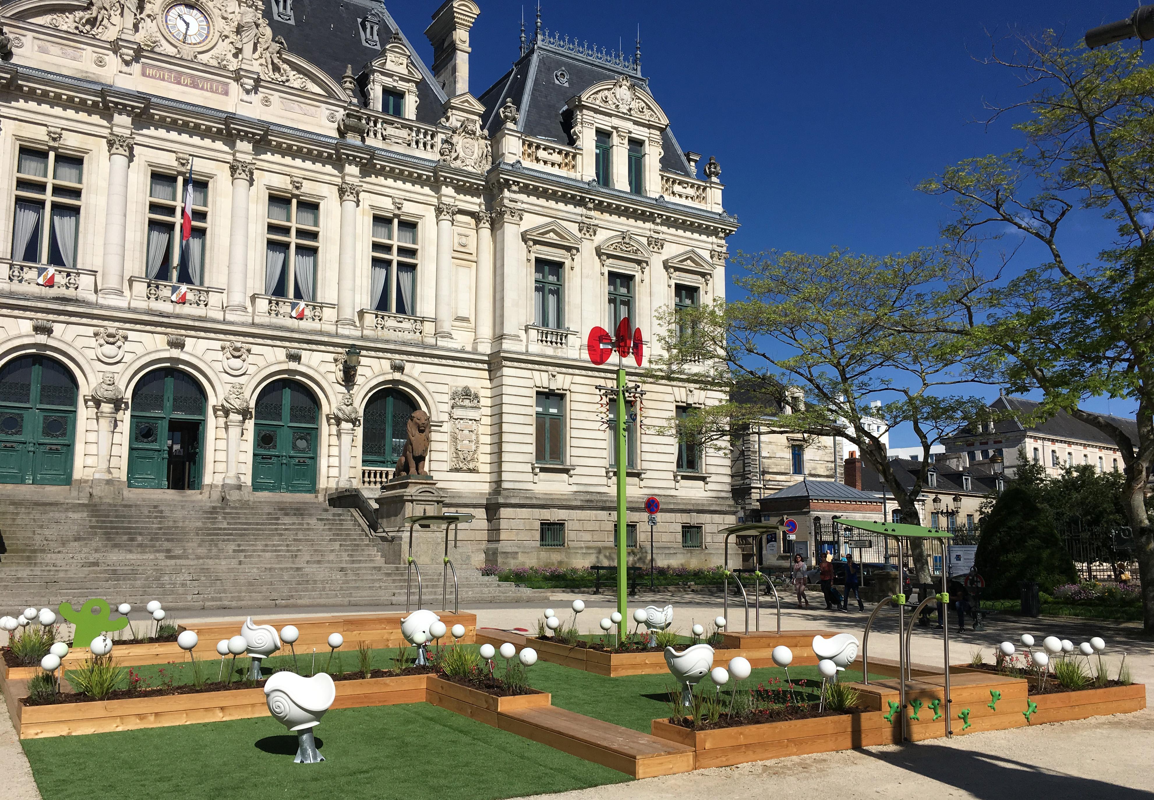 Proludic participe à l\'édition 2019 des Jardins Ephémères à ...